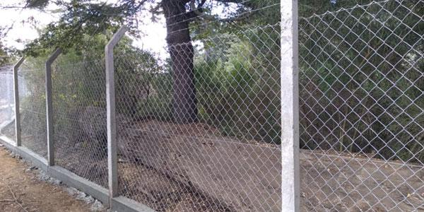 Nuevo Alambrado Perimetral